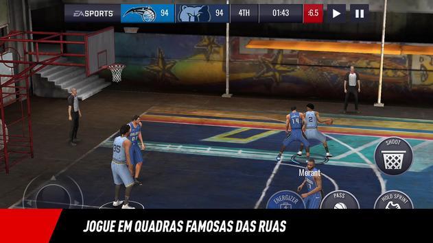NBA LIVE imagem de tela 4