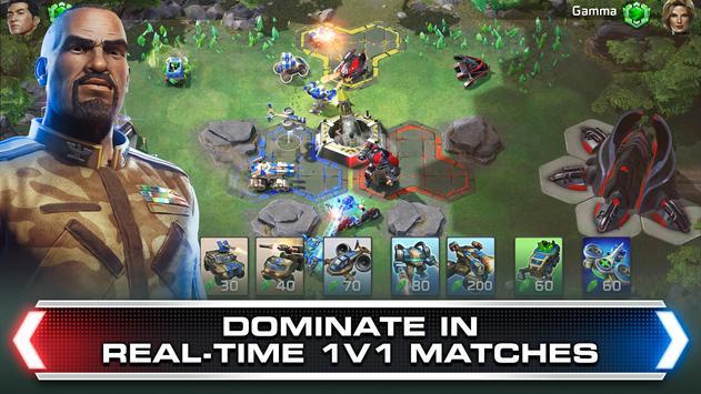 Command & Conquer: Rivals Affiche