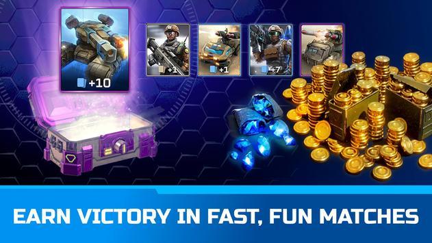 Command & Conquer: Rivals™ PVP screenshot 10