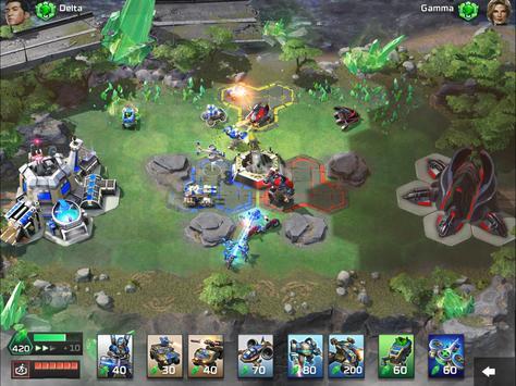 Command & Conquer: Rivals PVP captura de pantalla 11