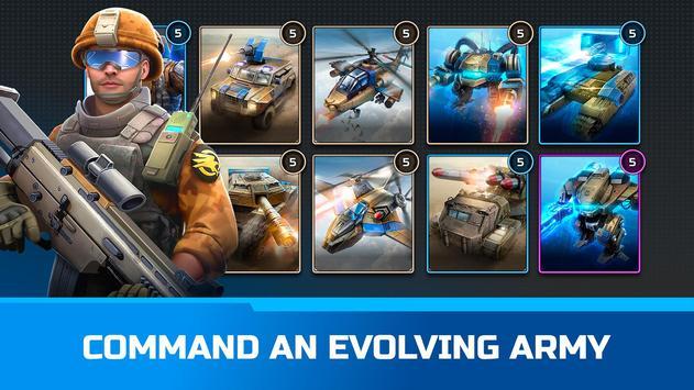 Command & Conquer: Rivals™ PVP screenshot 2