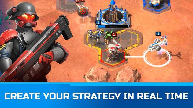 Command & Conquer: Rivals PVP captura de pantalla 3