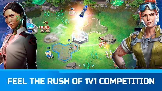 Command & Conquer: Rivals PVP captura de pantalla 6