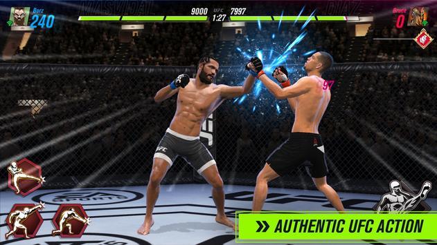UFC Beta 海报