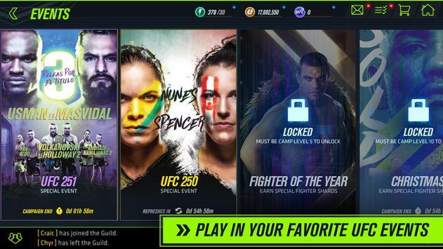 UFC Beta 截图 4