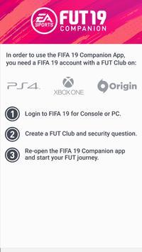 EA SPORTS™ FIFA 19 Companion poster