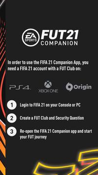 EA SPORTS™ FIFA 21 Companion poster