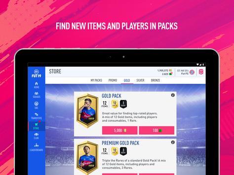 EA SPORTS™ FIFA 19 Companion screenshot 15