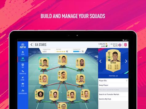 EA SPORTS™ FIFA 19 Companion screenshot 16