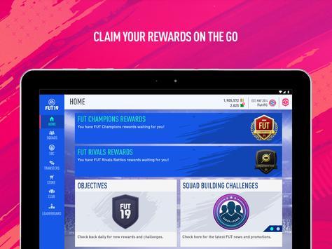 17 Schermata EA SPORTS™ FIFA 19 Companion