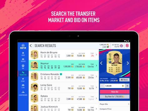 EA SPORTS™ FIFA 19 Companion 截图 7