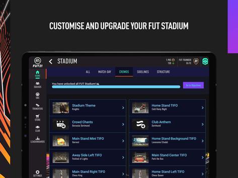 EA SPORTS™ FIFA 21 Companion screenshot 7