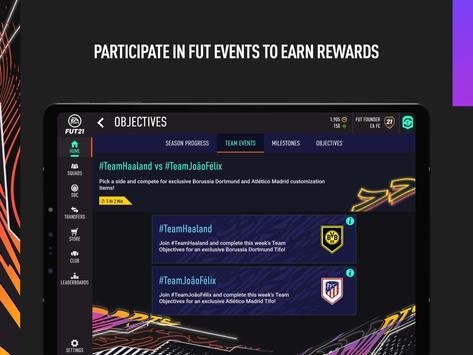 EA SPORTS™ FIFA 21 Companion screenshot 8