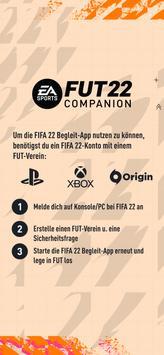EA SPORTS™ FIFA 22 Companion Plakat