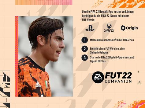 EA SPORTS™ FIFA 22 Companion Screenshot 12