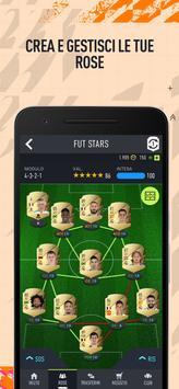 5 Schermata EA SPORTS™ FIFA 22 Companion