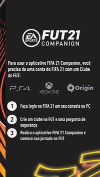 EA SPORTS™ FIFA 21 Companion Cartaz
