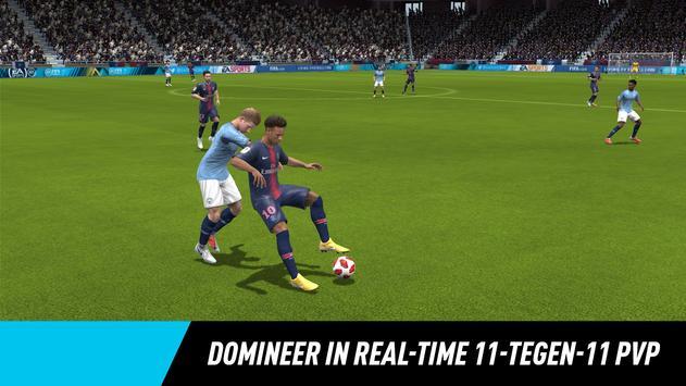 FIFA Voetbal screenshot 12