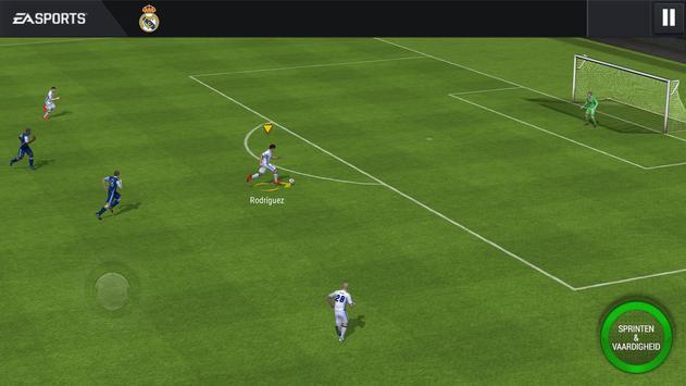 FIFA Voetbal screenshot 5