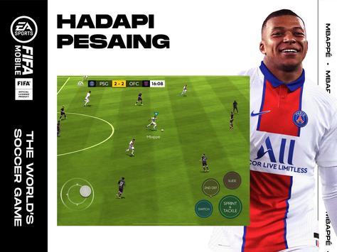 Sepak Bola FIFA syot layar 15