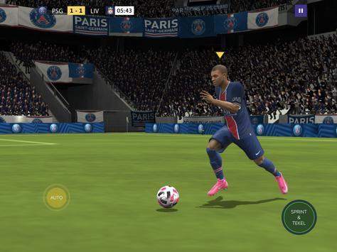 Sepak Bola FIFA syot layar 17