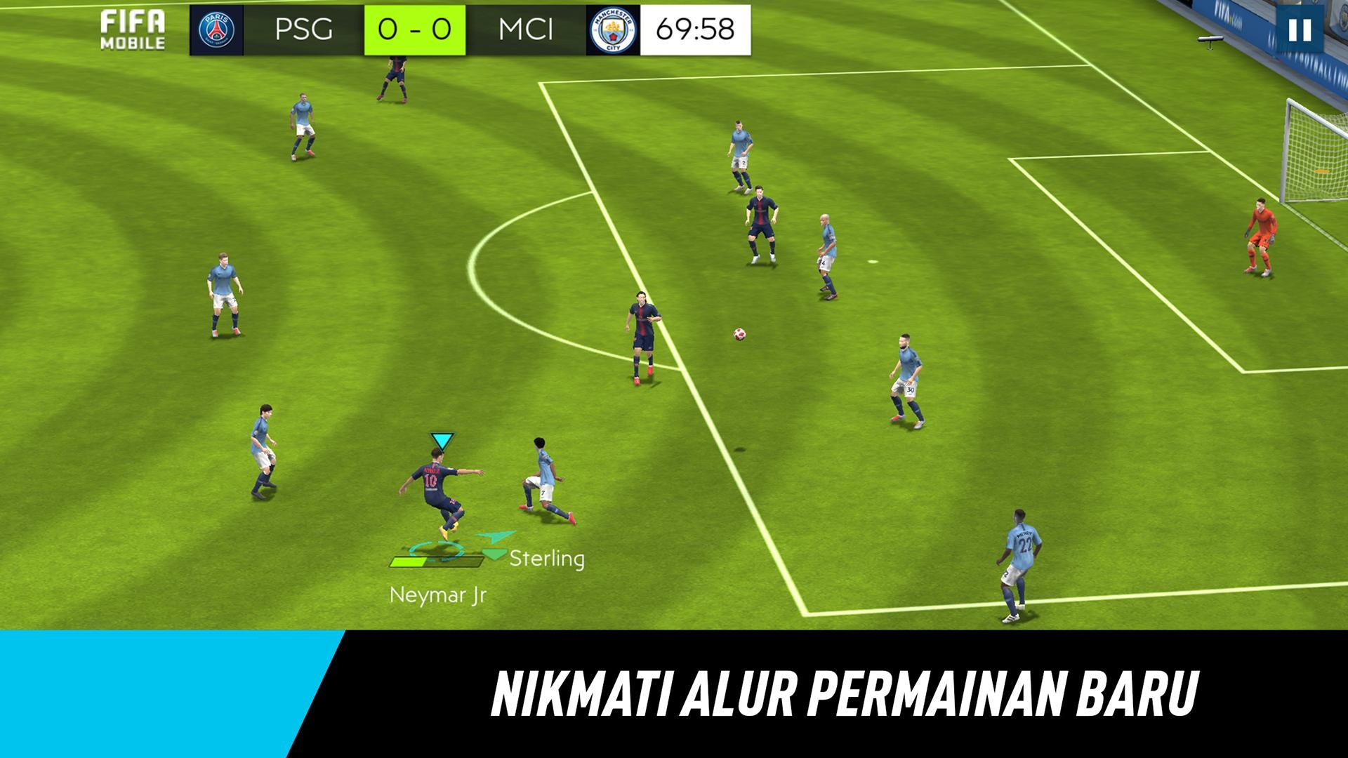 FIFA 17, FIFA Mobile Soccer 12.6.03 APK Download