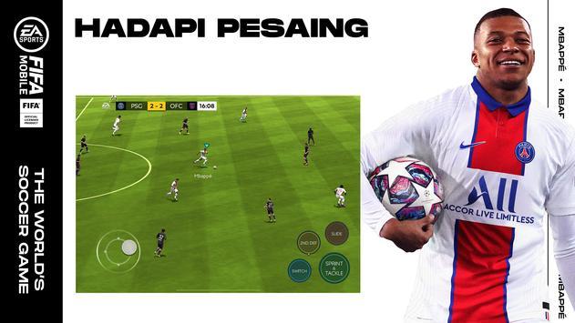 Sepak Bola FIFA syot layar 3