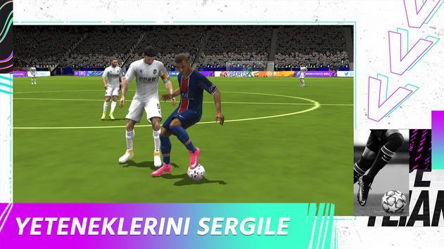 FIFA Futbol Ekran Görüntüsü 5