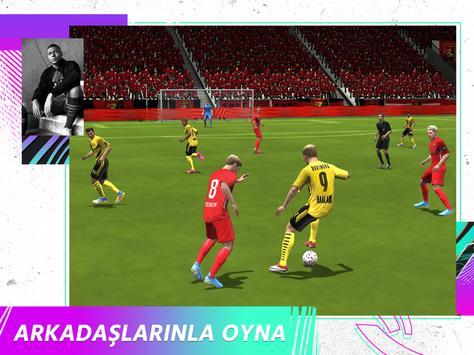 FIFA Futbol Ekran Görüntüsü 8