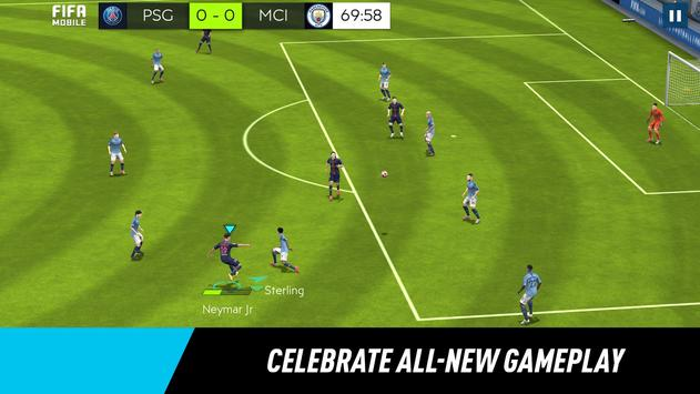 FIFA Football تصوير الشاشة 1
