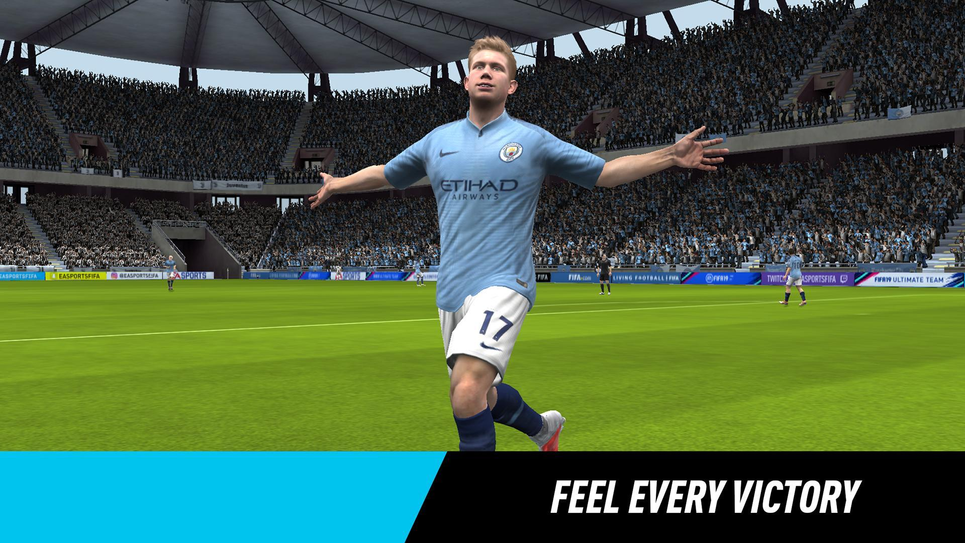 FIFA 17, FIFA Mobile Soccer 12 6 03 APK Download