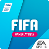 FIFA SOCCER:  GAMEPLAY BETA आइकन