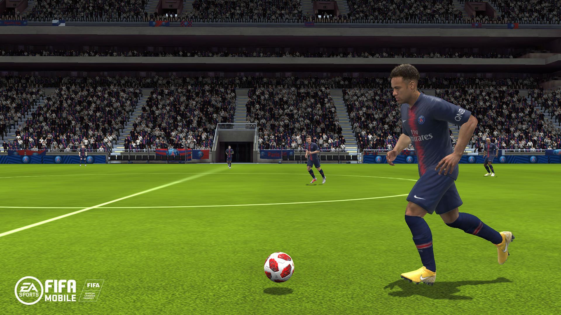 FIFA SOCCER: GAMEPLAY BETA for Android - APK Download
