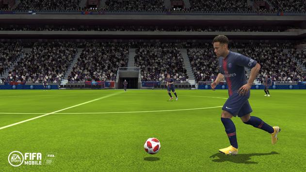 FIFA SOCCER:  GAMEPLAY BETA पोस्टर
