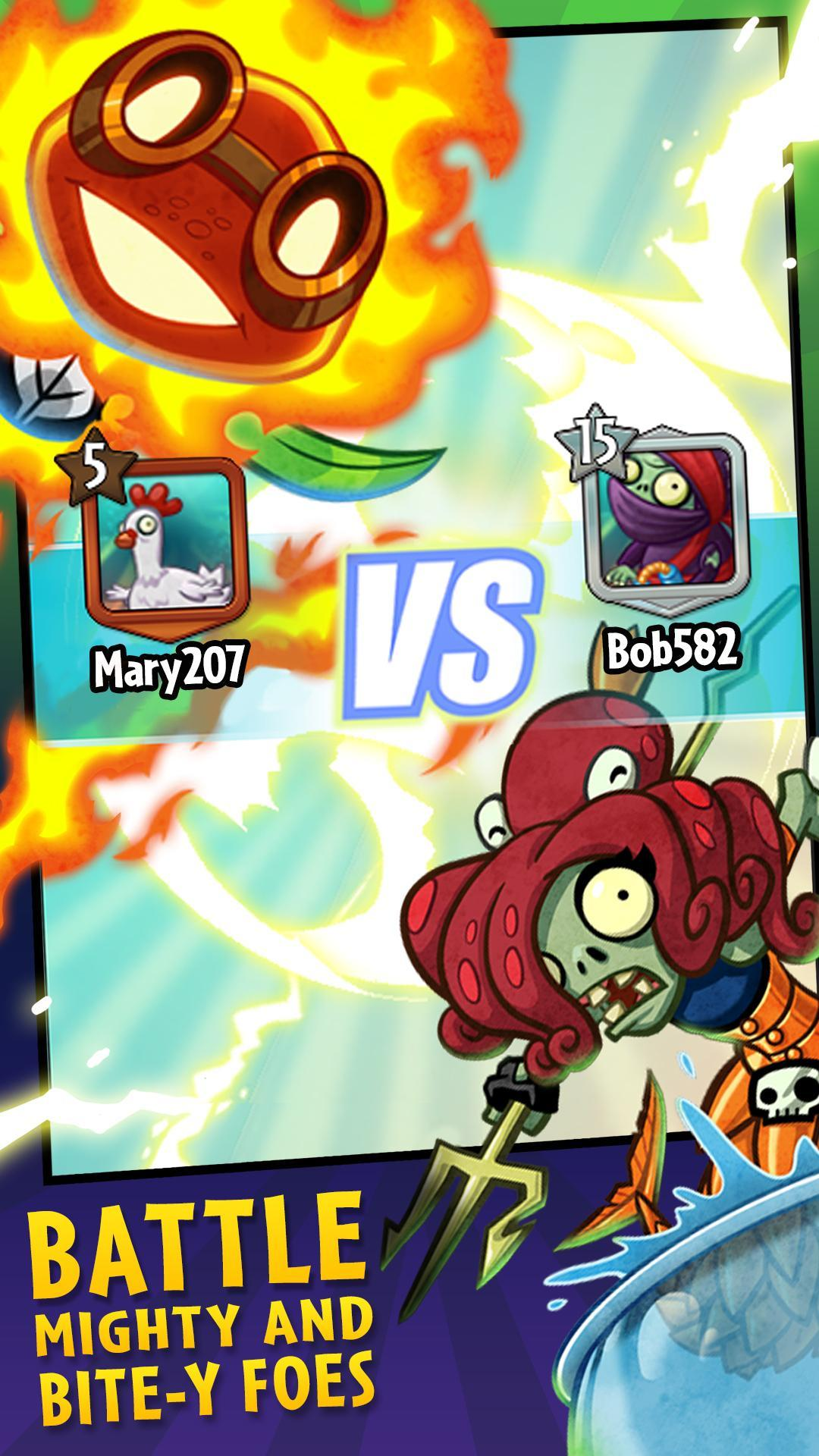 Roblox Zombie Heroes Plants Vs Zombies Heroes Apk Download Collect Heroes And Build Your Ultimate Battle Team