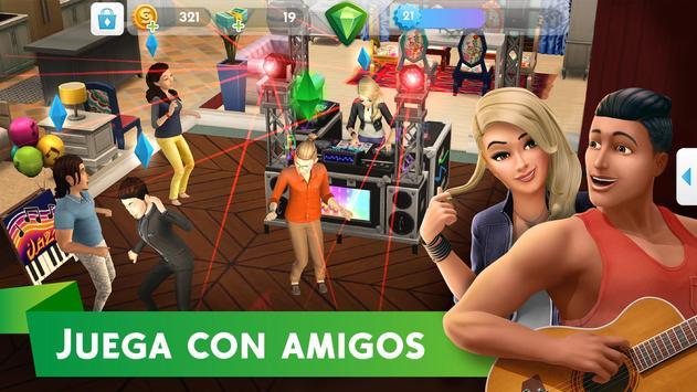 Los Sims™ Móvil captura de pantalla 20