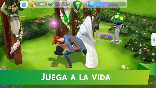 Los Sims™ Móvil captura de pantalla 21