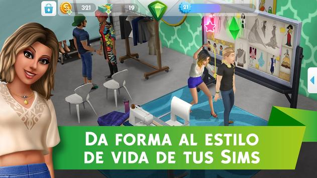 Los Sims™ Móvil captura de pantalla 3