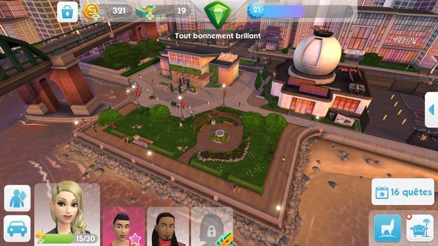 Les Sims™ Mobile capture d'écran 17