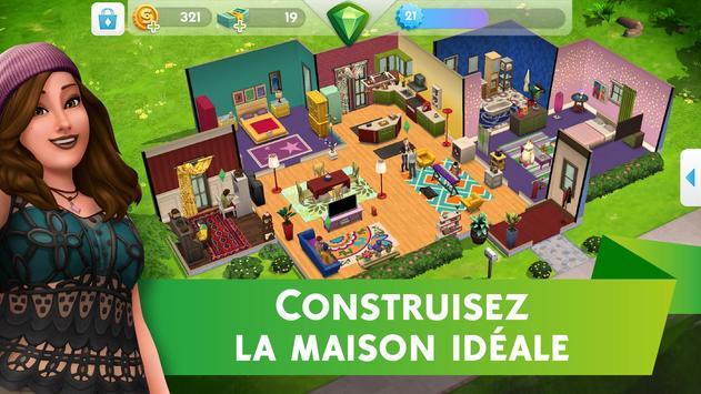 Les Sims™ Mobile capture d'écran 13