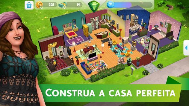 The Sims™ Mobile imagem de tela 2