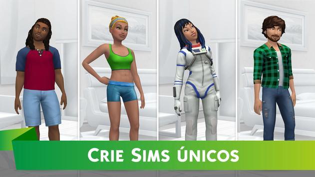 The Sims™ Mobile imagem de tela 1