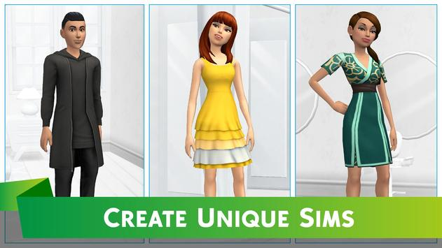download mod the sims mobile revdl