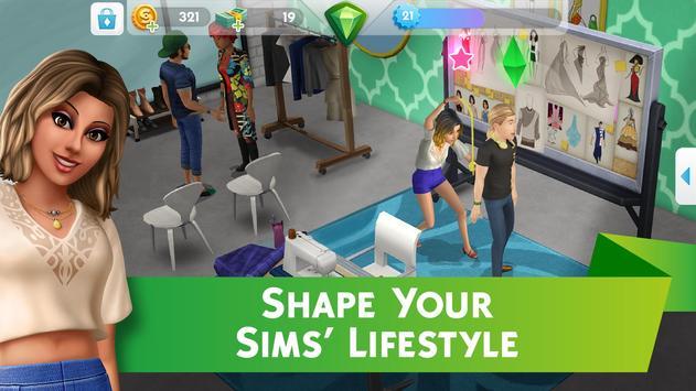 The Sims™ Mobile imagem de tela 14