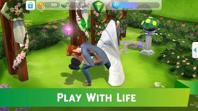 The Sims™ Mobile imagem de tela 16