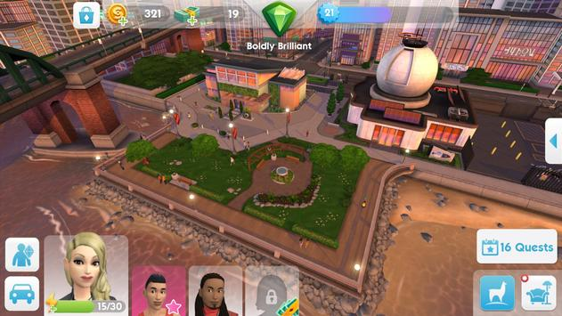 The Sims™ Mobile imagem de tela 17