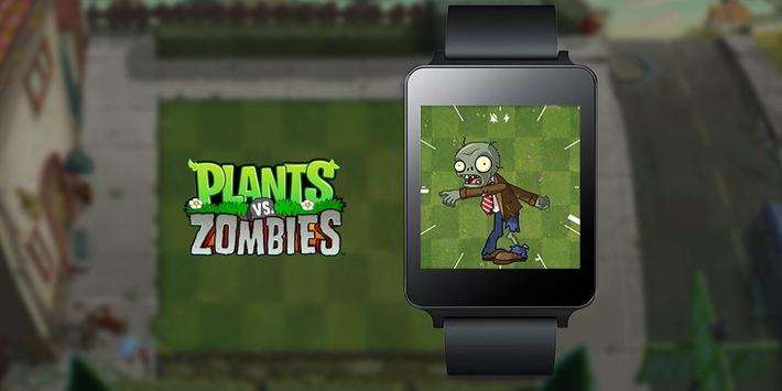 Plants vs. Zombies™ Watch Face screenshot 1