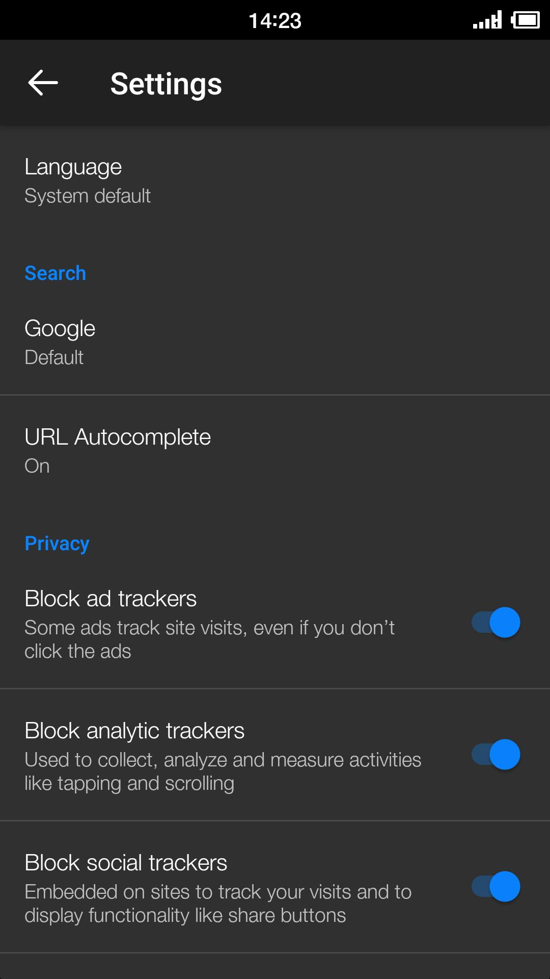 Smart Browser - Free, Fast, Secure Private Browser for Android - APK