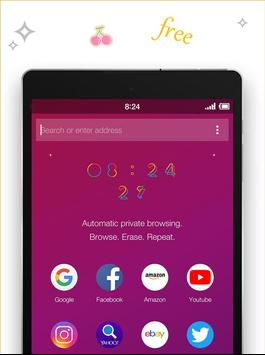 Private Browser - Smart Browser, Privacy Browser screenshot 8