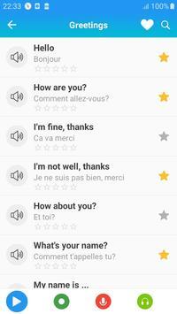 Ucz się angielskiej komunikacji - Awabe screenshot 2